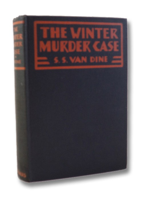 The Winter Murder Case, Van Dine, S.S.