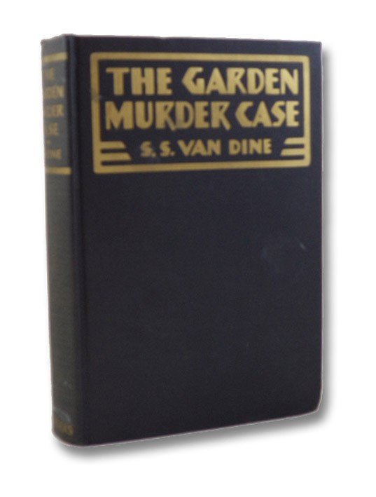 The Garden Murder Case, Van Dine, S.S.