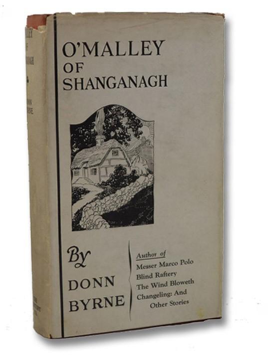 O'Malley of Shanganagh, Byrne, Donn