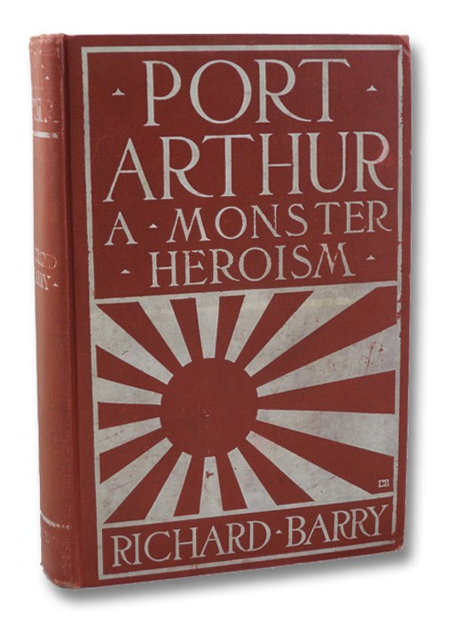 Port Arthur: A Monster Heroism, Barry, Richard