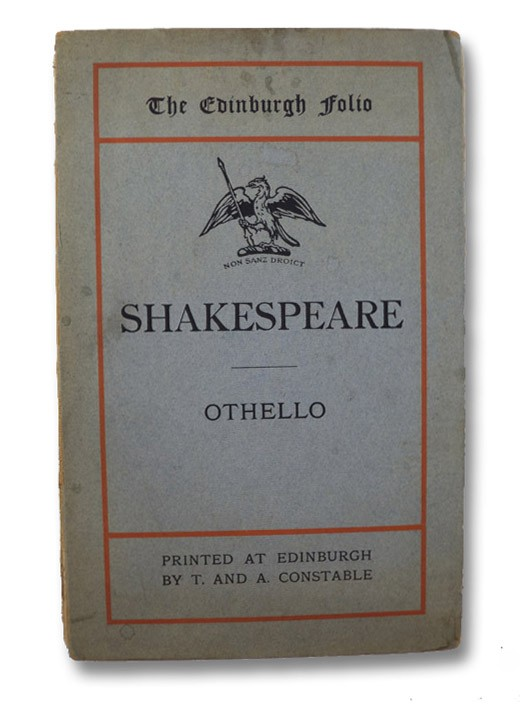 The Works of Shakespeare Vol. IX (Othello; Antony and Cleopatra; Cymbeline; Pericles, Prince of Tyre), Shakespeare, William; Henley, W.E. (Editor)