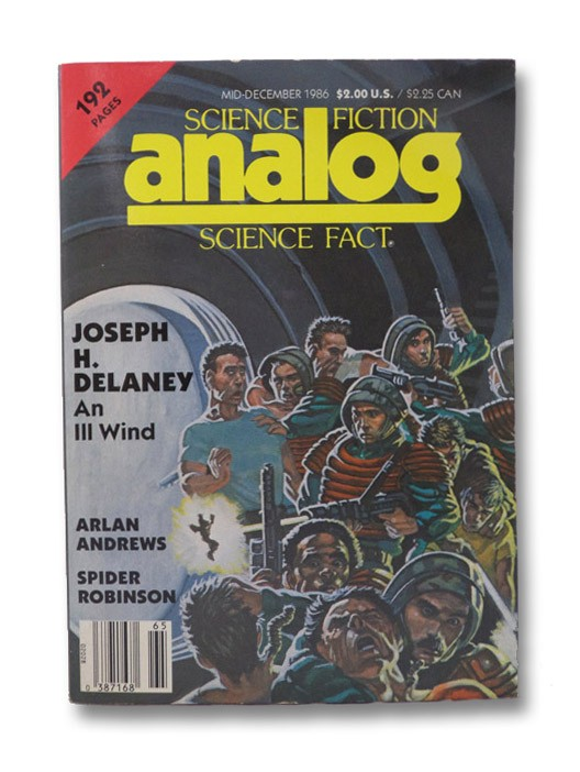 Analog Science Fiction: Mid-December 1986, Analog Publishing
