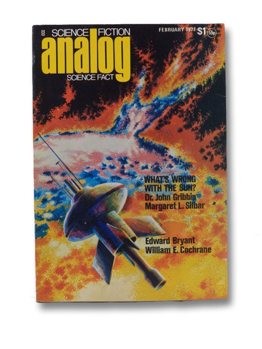 Analog Science Fiction: February 1977, Analog SF