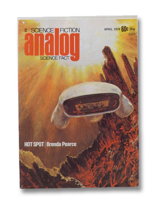 Analog Science Fiction: April 1974, Analog SF