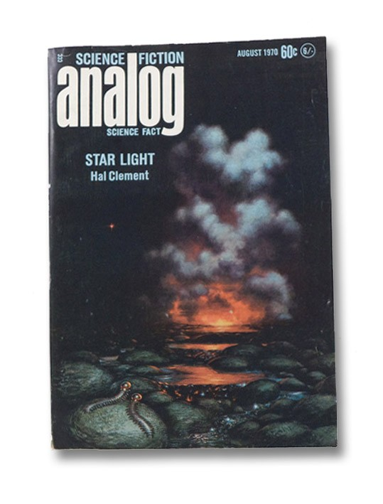 Analog Science Fiction: August 1970, Analog SF