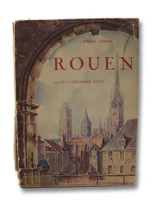 Rouen, Chirol, Pierre