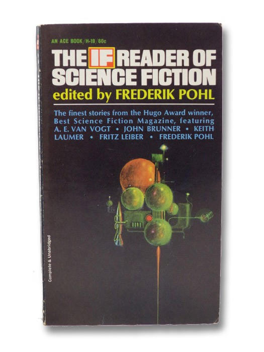 The IF Reader of Science Fiction, Pohl, Frederik (Editor)