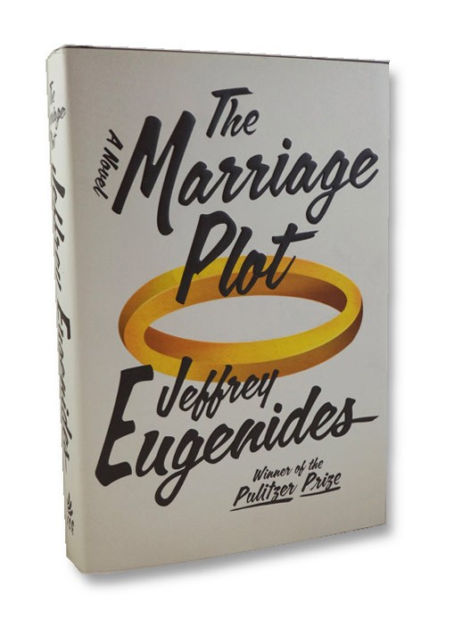 The Marriage Plot, Eugenides, Jeffrey