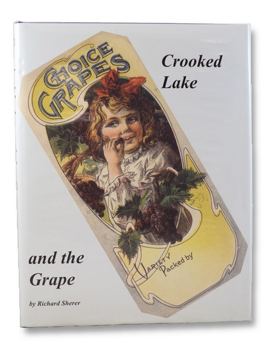 Crooked Lake and the Grape, Sherer, Richard