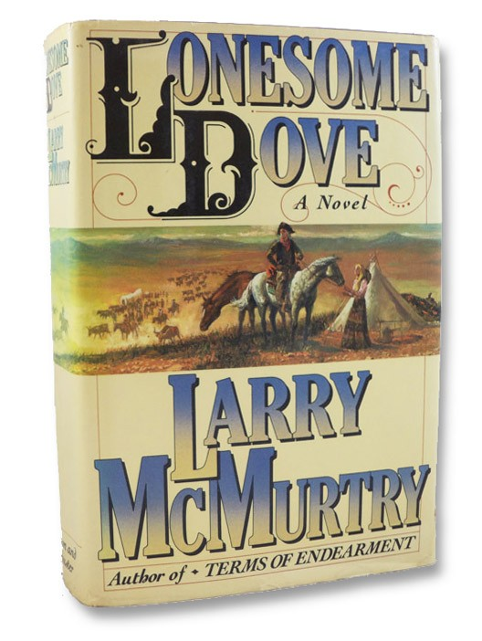 Lonesome Dove: A Novel, McMurtry, Larry