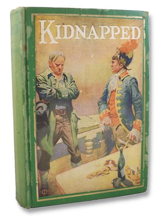 Kidnapped, Stevenson, Robert Louis; Kaufmann, Myrtle L. (Introduction & Notes)