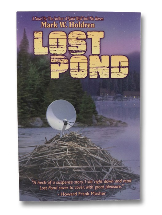 Lost Pond (Signed), Holdren, Mark W.