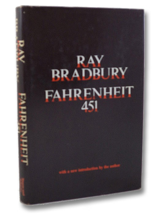 Fahrenheit 451, with a New Introduction and Two Additional Stories: The Playground and And the Rock Cried Out, Bradbury, Ray