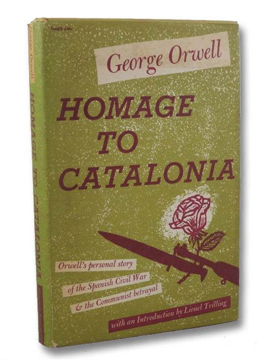 Homage to Catalonia, Orwell, George; Trilling, Lionel (Introduction)