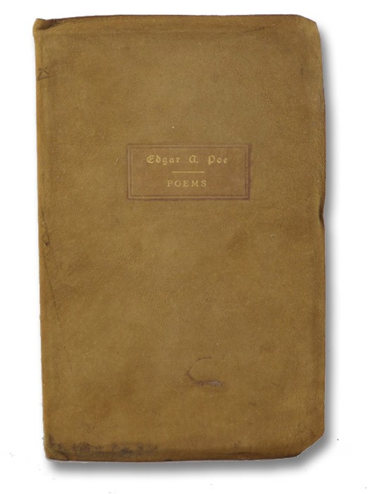 Poems, Poe, Edgar Allan