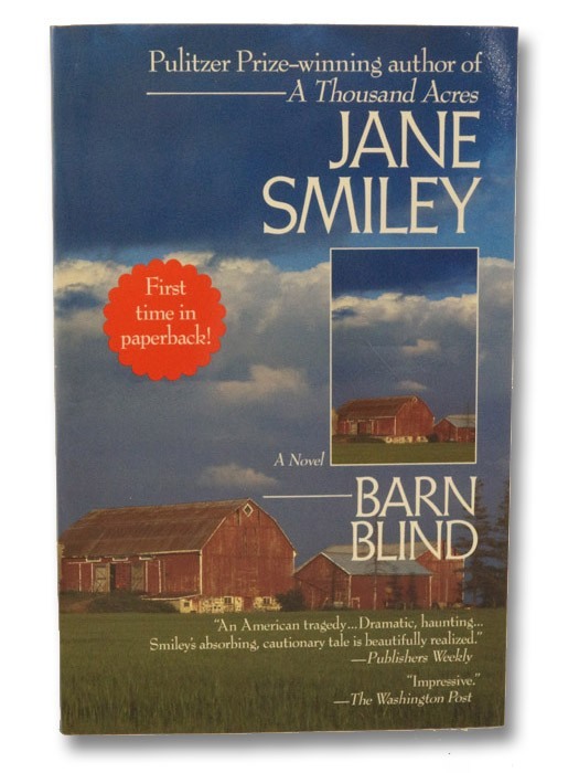 Barn Blind (Signed), Smiley, Jane