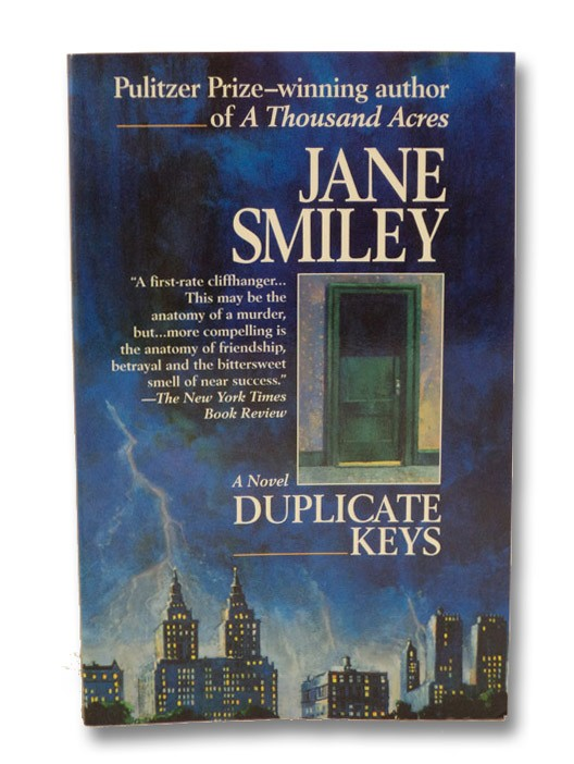 Duplicate Keys (Signed), Smiley, Jane