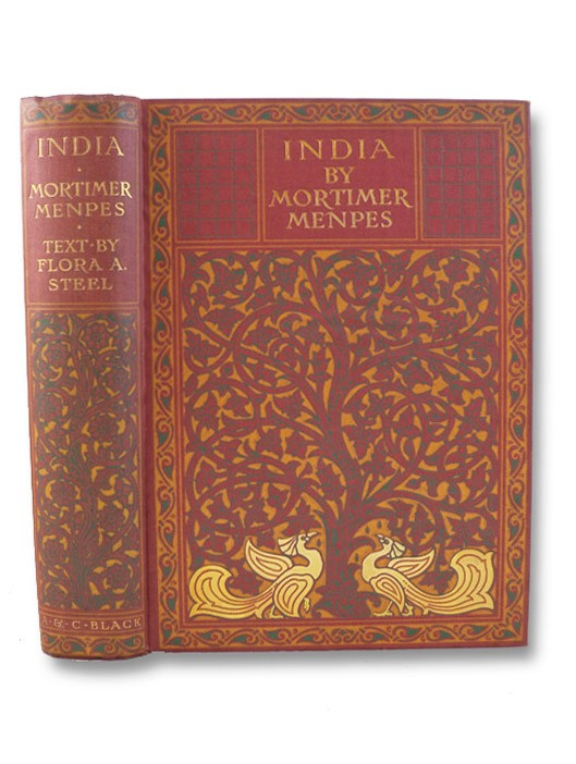India, Steel, Flora Annie
