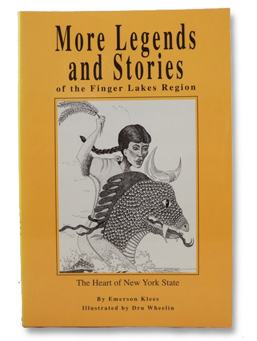 More Legends and Stories of the Finger Lakes Region, Klees, Emerson
