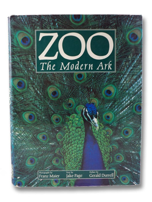 Zoo: The Modern Ark, Page, Jake; Durrell, Gerald (Preface)