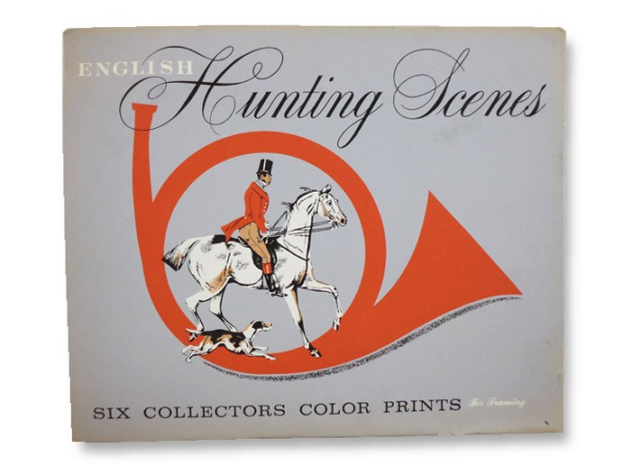 English Hunting Scenes: Six Collectors Color Prints for Framing (Abrams Art Prints), Alken, H.; Morris, Howard