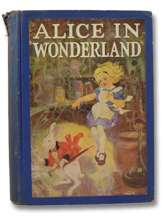Alice's Adventures in Wonderland and Through the Looking-Glass, Carroll, Lewis