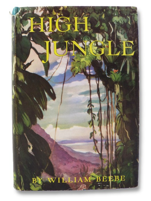 High Jungle, Beebe, William