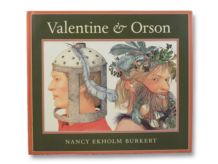 Valentine & Orson, Burkert, Nancy Ekholm