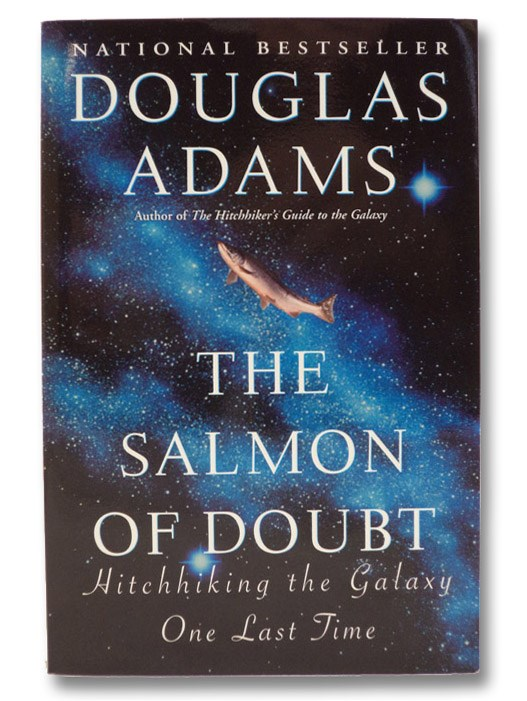 The Salmon of Doubt, Adams, Douglas; Jones, Terry (Introduction)
