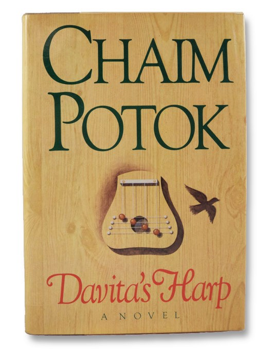 Davita's Harp, Potok, Chaim