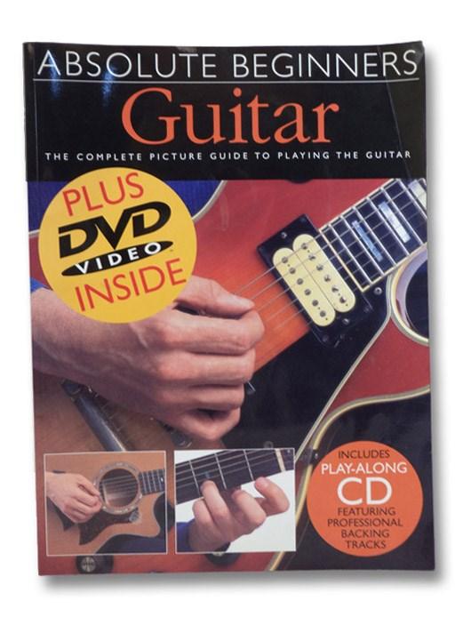 Absolute Beginners: Guitar (Book/CD/DVD), Dick, Arthur