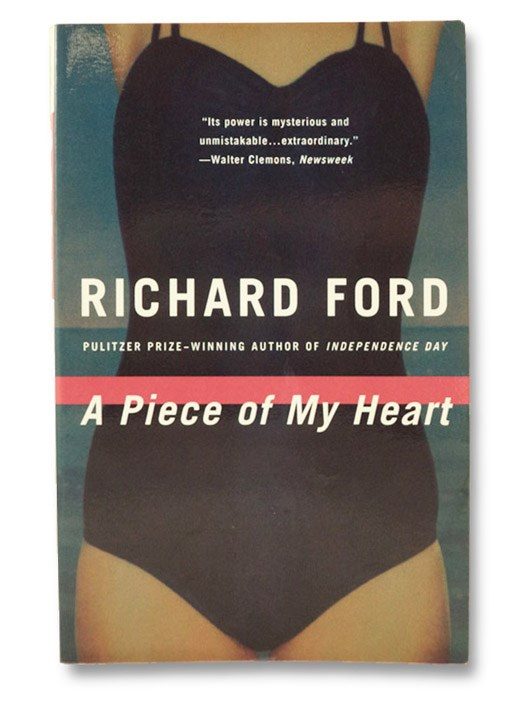 A Piece of My Heart, Ford, Richard