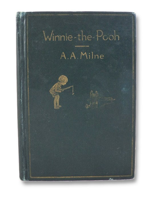 Winnie-the-Pooh: First American Edition, Milne, A.A.