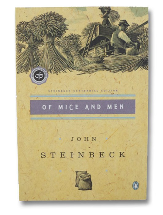 Of Mice and Men: Steinbeck Centennial Edition, Steinbeck, John