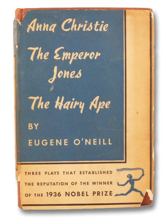 The Emperor Jones; Anna Christie; The Hairy Ape (The Modern Library of the World's Best Books, ML 146), O'Neill, Eugene [Gladstone]; Trilling, Lionel
