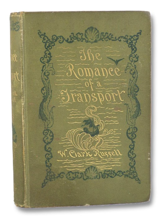 The Romance of Transport, Russell, W. [William] Clark