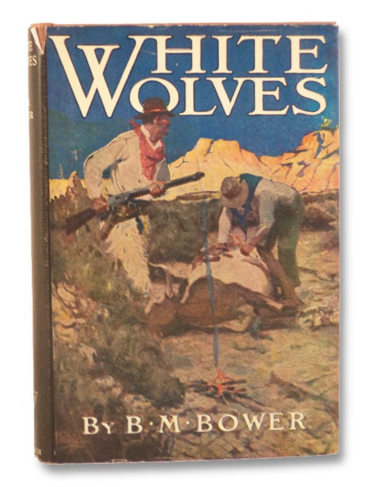 White Wolves (Triangle Books 225), Bower, B.M.