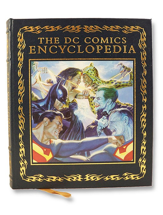 The DC Comics Encyclopedia: The Definitive Guide to the Characters of the DC Universe, Updated and Expanded, Beatty, Scott; Greenberger, Robert; Jiminez, Phil; Wallace, Dan