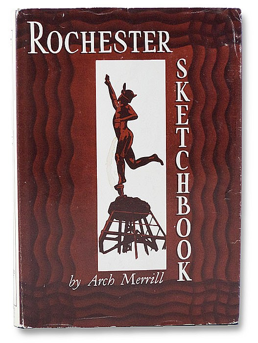 Rochester Sketchbook, Merrill, Arch
