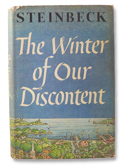 The Winter of Our Discontent, Steinbeck, John