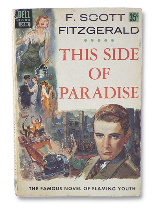 This Side of Paradise (Dell D140), Fitzgerald, F. Scott