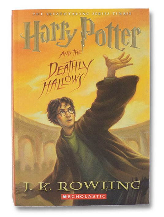 Harry Potter and the Deathly Hallows, Rowling, J.K.