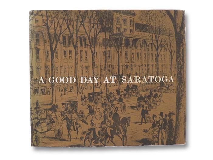 A Good Day at Saratoga, Carson, Gerald