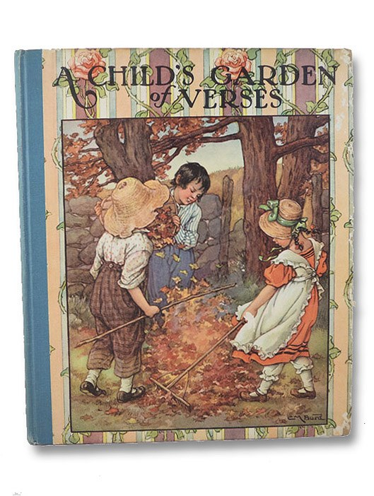 A Child's Garden of Verses, Stevenson, Robert Louis