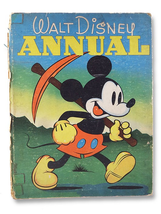 The Walt Disney Annual [Silly Symphony], Walt Disney Enterprises