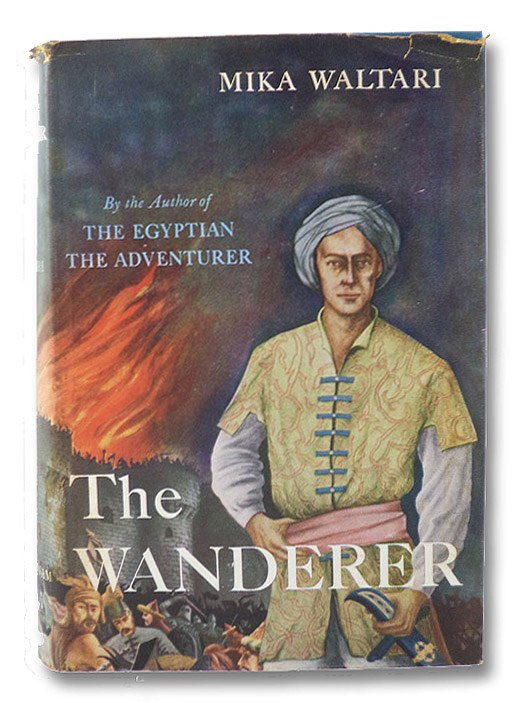 The Wanderer, Waltari, Mika; Walford, Naomi (Translator)