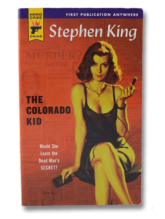 The Colorado Kid, King, Stephen
