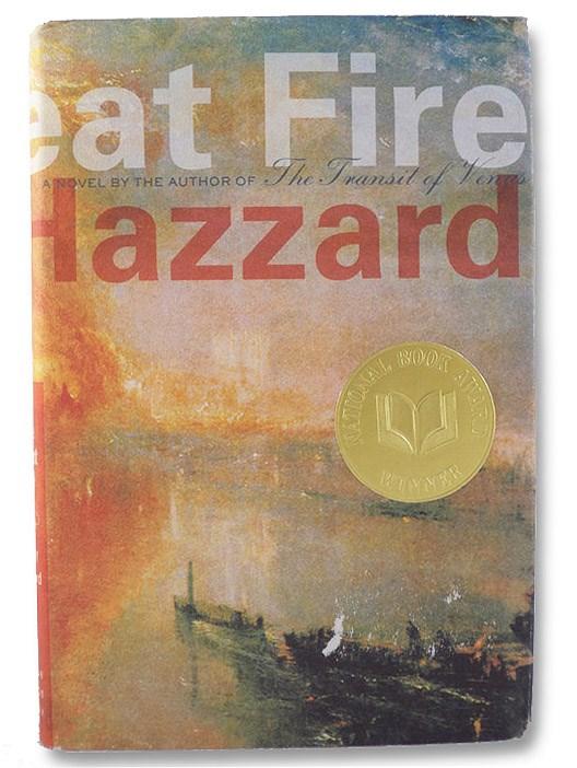 The Great Fire: A Novel, Hazzard, Shirley