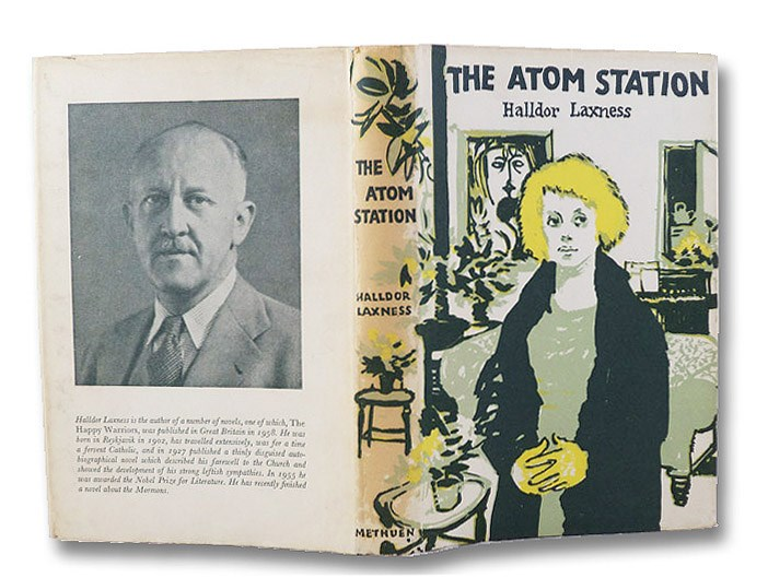 The Atom Station, Laxness, Halldor; Magnusson, Magnus (Translator)