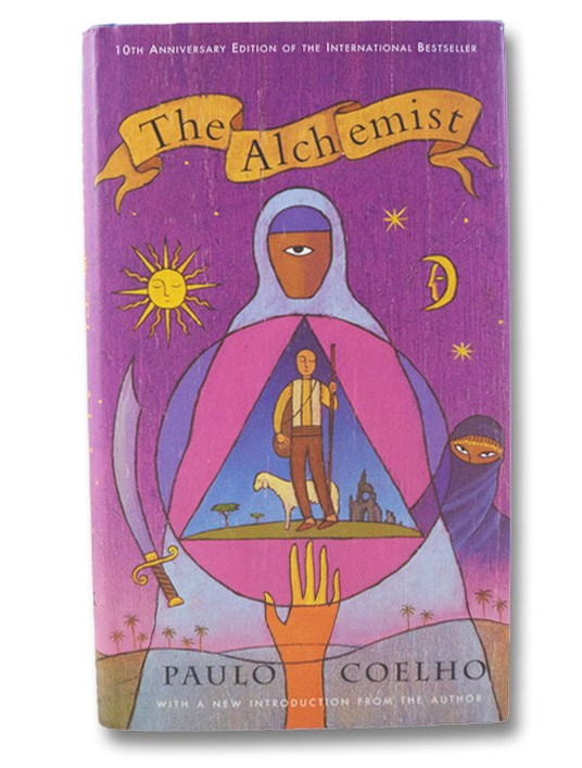The Alchemist, Coelho, Paulo; Clarke, Alan R. (Translator)